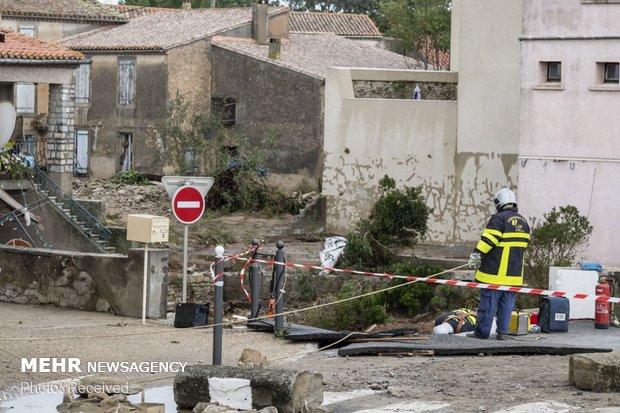 خسارات سیل در فرانسه - 44