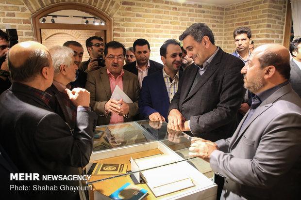 بازدید شهردار تهران از خانه موزه مدرس - 34