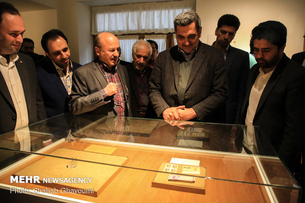 بازدید شهردار تهران از خانه موزه مدرس - 44