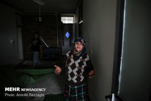 اولین روز نوروز سیل زدگان مازندران - 33