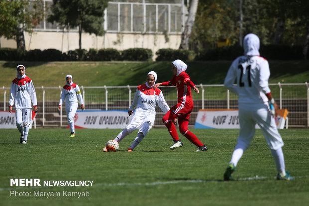 دیدار فوتبال دختران ایران و اردن - 20