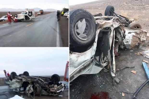یکهزار کشته در تصادفات سال۹۰ تا ۹۵ در کهگیلویه و بویراحمد