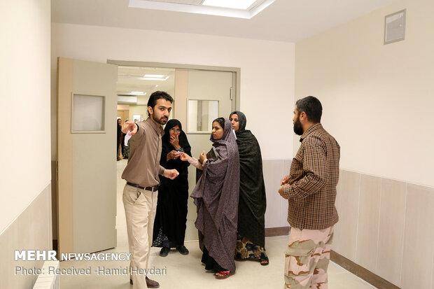 ارائه خدمات درمانی رایگان در مناطق محروم منطقه هشت بندی هرمزگان - 8