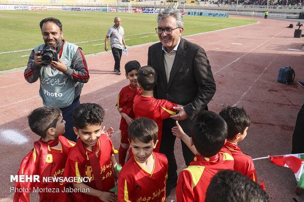 دیدار تیمهای فوتبال فولاد خوزستان و پرسپولیس تهران - 18
