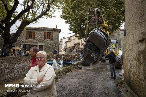 خسارات سیل در فرانسه - 28
