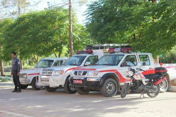 ۴۰ تیم عملیات آتش نشانی در ۲۰ نقطه شهر زنجان مستقر میشوند