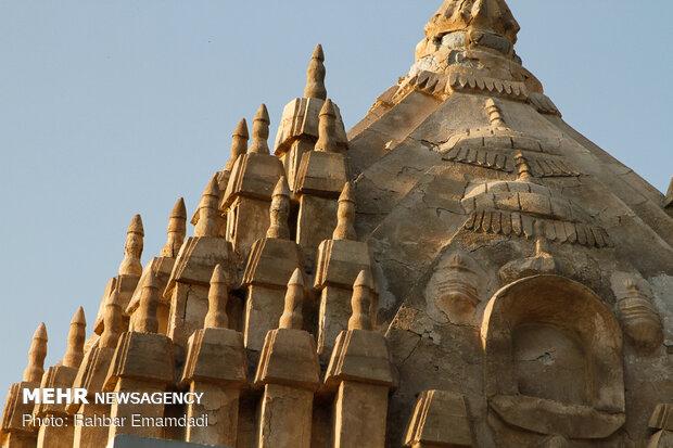 معبد هندوها در بندرعباس - 21