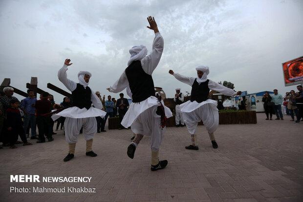 اقوام ایرانی در جزیره کیش - 7