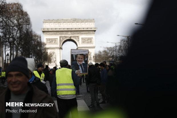 سیزدهمین شنبه اعتراضات در فرانسه - 16