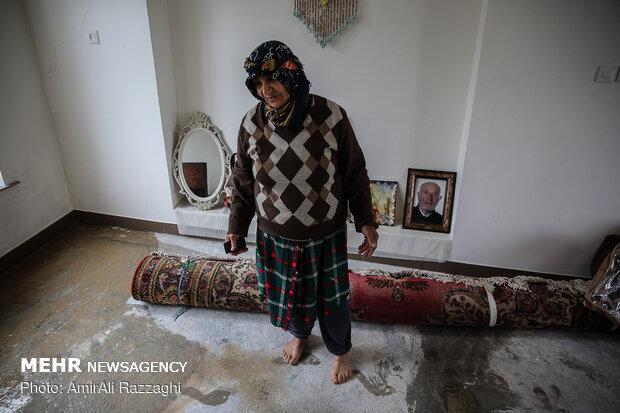 اولین روز نوروز سیل زدگان مازندران - 28