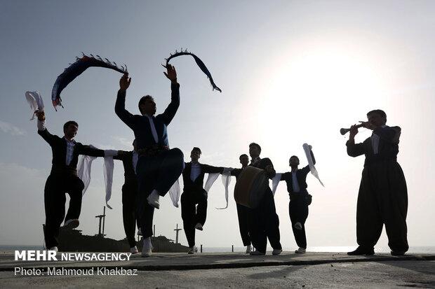 اقوام ایرانی در جزیره کیش - 13