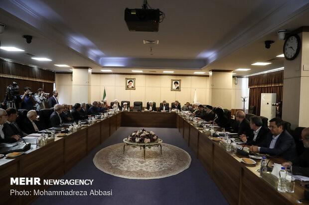 جلسه مجمع تشخیص مصلحت نظام - 29