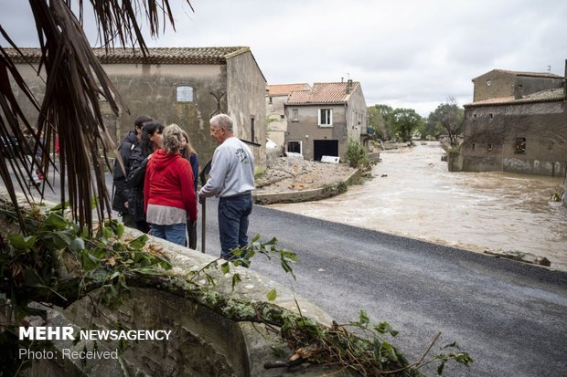 خسارات سیل در فرانسه - 34