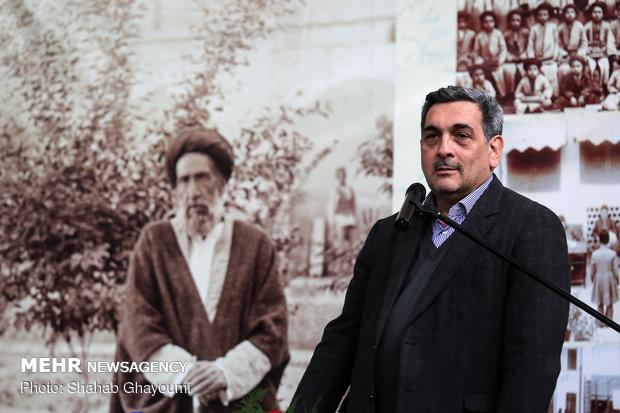 بازدید شهردار تهران از خانه موزه مدرس - 48