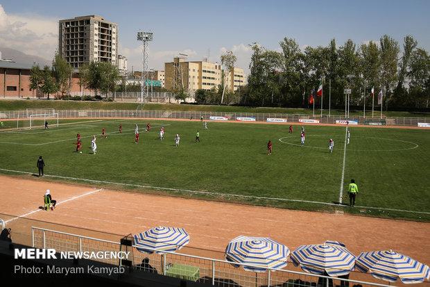 دیدار فوتبال دختران ایران و اردن - 54