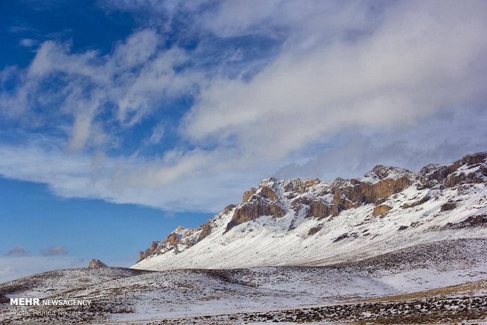 اسکی بازان چهارمحالی چشم انتظار بارش برف/تعطیلی ۲ ساله پیست اسکی - 6