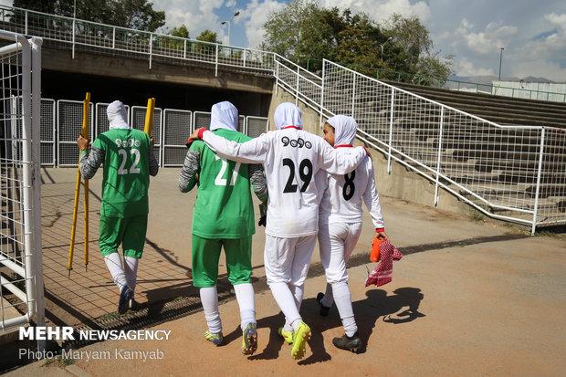 دیدار فوتبال دختران ایران و اردن - 72