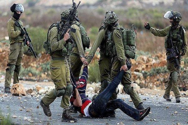 یورش صهیونیستها به کرانه باختری و بازداشت شماری از فلسطینیان