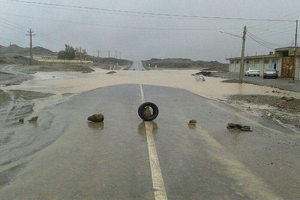 باد و باران در سیستان و بلوچستان/ احتمال جاری شدن روان آب