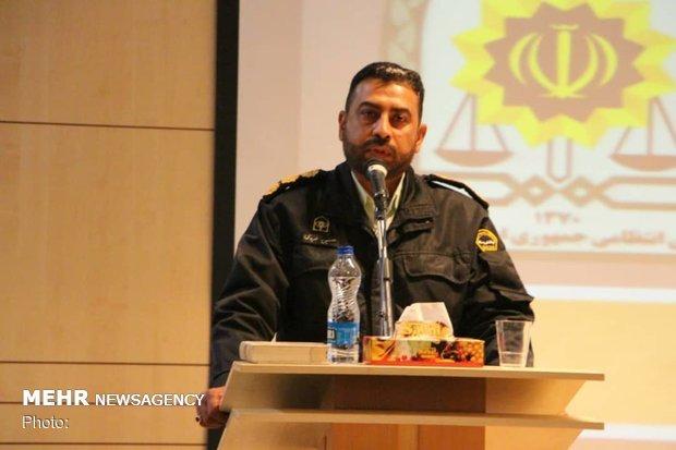 برخورد قاطعانه پلیس دزفول با مخلان نظم و امنیت در چهارشنبه آخرسال