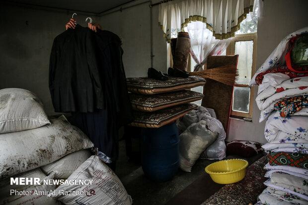 اولین روز نوروز سیل زدگان مازندران - 18