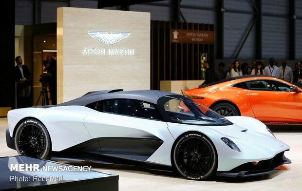 نمایشگاه خودروی ژنو - 25