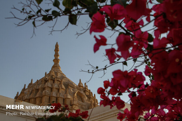معبد هندوها در بندرعباس - 13