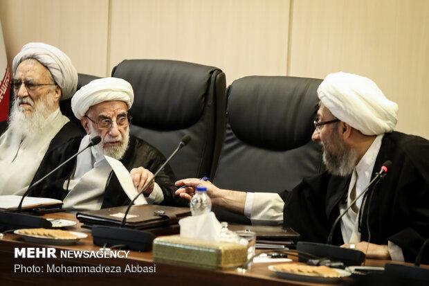 جلسه مجمع تشخیص مصلحت نظام - 1