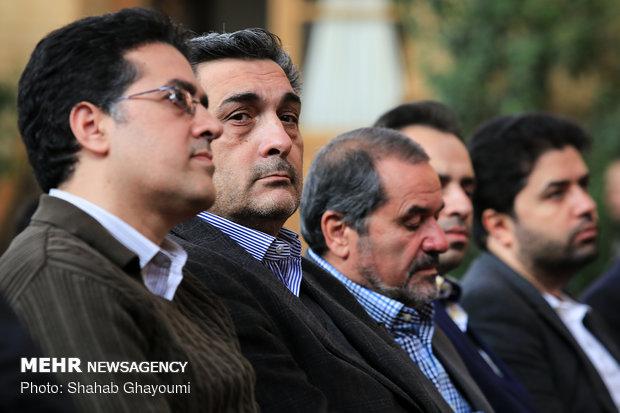 بازدید شهردار تهران از خانه موزه مدرس - 14