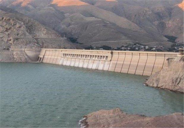بیشتر سدهای آذربایجان شرقی ظرفیت خالی برای آبگیری دارند