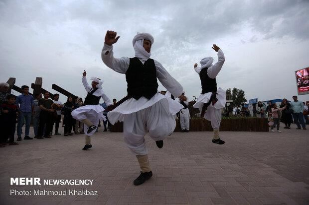 اقوام ایرانی در جزیره کیش - 1