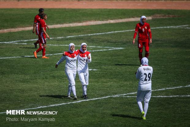 دیدار فوتبال دختران ایران و اردن - 50