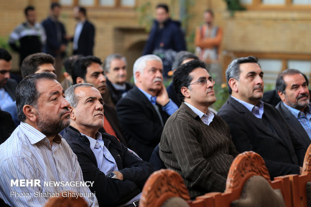 بازدید شهردار تهران از خانه موزه مدرس - 20