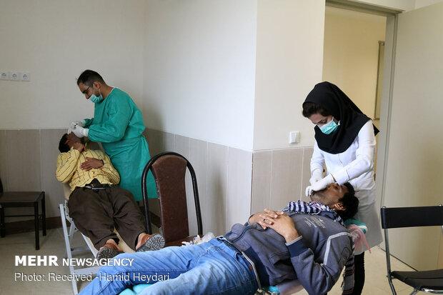 ارائه خدمات درمانی رایگان در مناطق محروم منطقه هشت بندی هرمزگان - 14