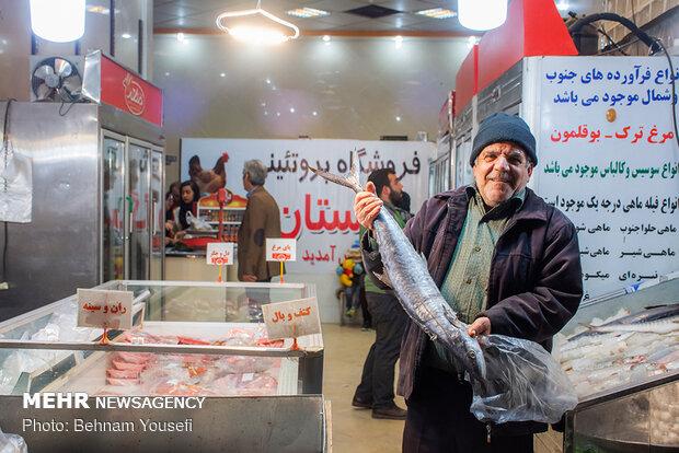 تب و تاب بازار اراک در آستانه نوروز - 43