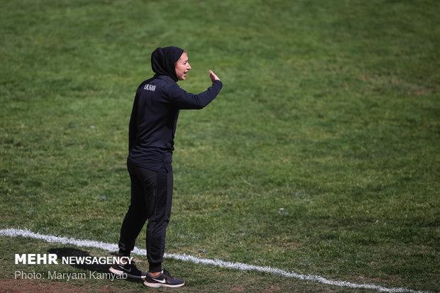 دیدار فوتبال دختران ایران و اردن - 46