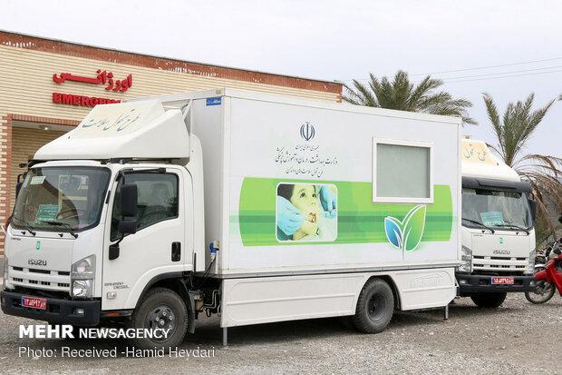 ارائه خدمات درمانی رایگان در مناطق محروم منطقه هشت بندی هرمزگان - 6