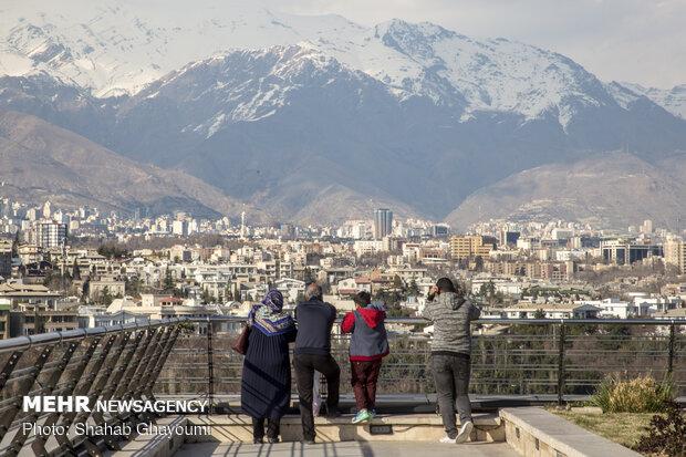 حال و هوای تهران در تعطیلات عید - 6