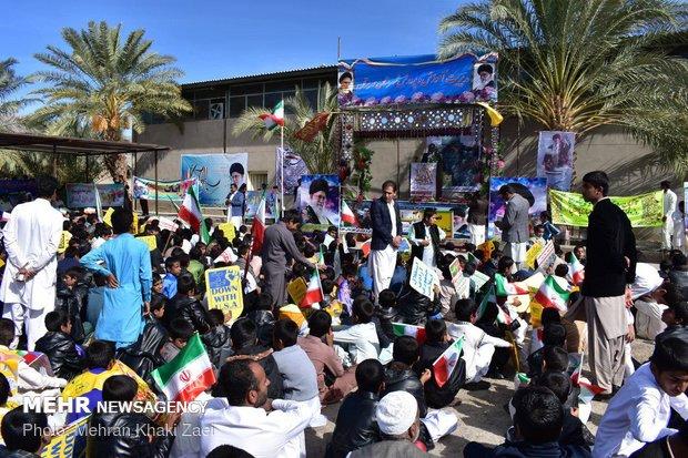 راهپیمایی استکبار ستیزی ۱۳ آبان در استانها - 26