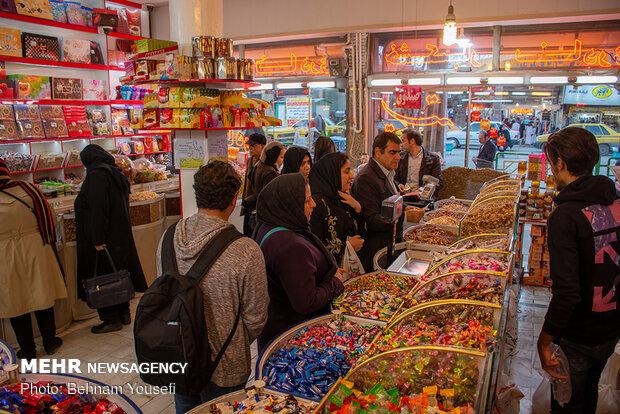 تب و تاب بازار اراک در آستانه نوروز - 31