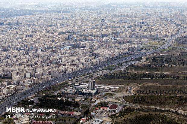 حال و هوای تهران در تعطیلات عید - 27