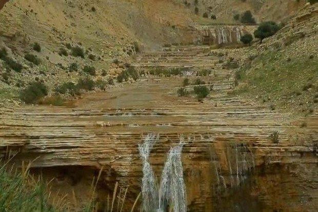 آبشارهای ایلام گردشگران را فرا میخواند