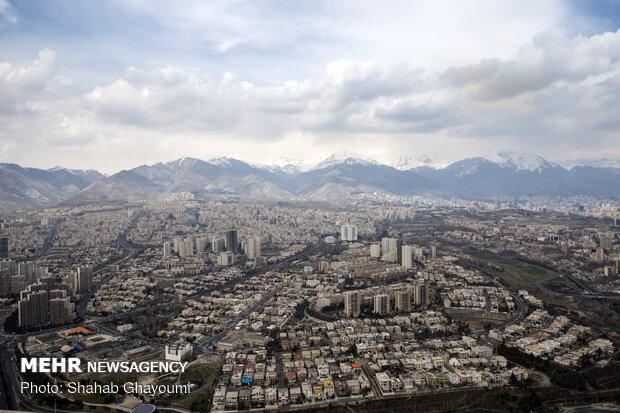 حال و هوای تهران در تعطیلات عید - 43