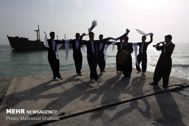 اقوام ایرانی در جزیره کیش - 21