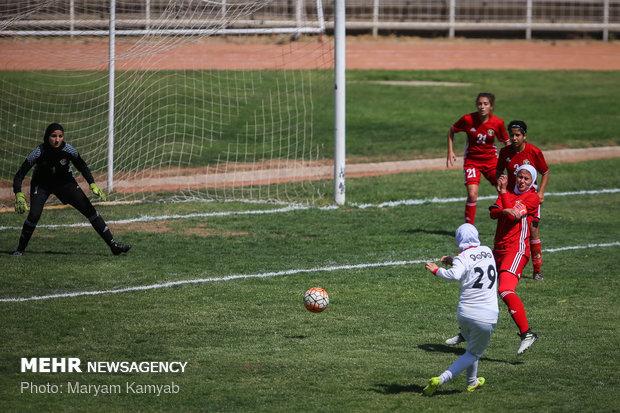 دیدار فوتبال دختران ایران و اردن - 48