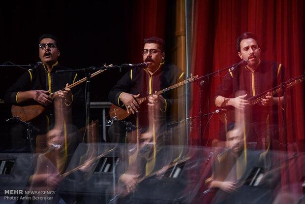 برگزاری جشنواره موسیقی فجر همزمان با تهران در اروند