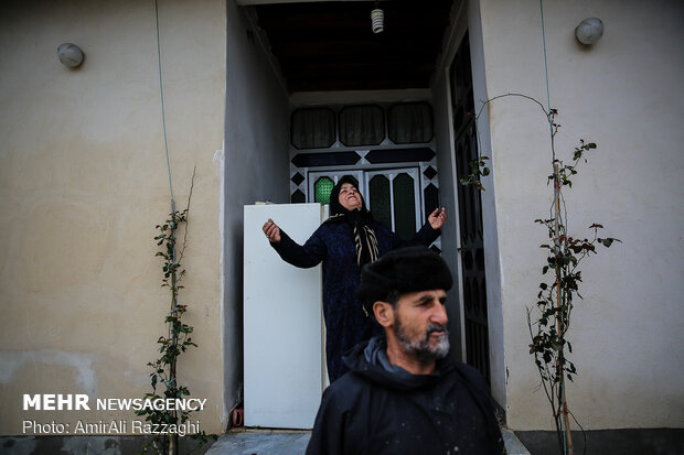 اولین روز نوروز سیل زدگان مازندران - 26