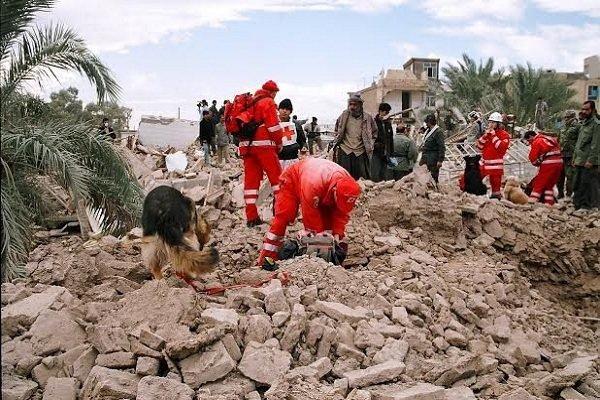 کانکس نشینی در بم ادامه دارد/ مرگ ۲۶ هزار نفر در ۱۰ ثانیه - 43