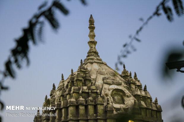 معبد هندوها در بندرعباس - 1