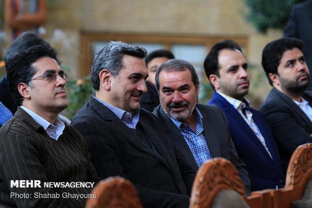 بازدید شهردار تهران از خانه موزه مدرس - 22
